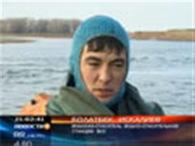 Трагедия в Западно-Казахстанской области. Во время переправы через Урал утонули сразу 4 человека, среди них пятилетняя девочка