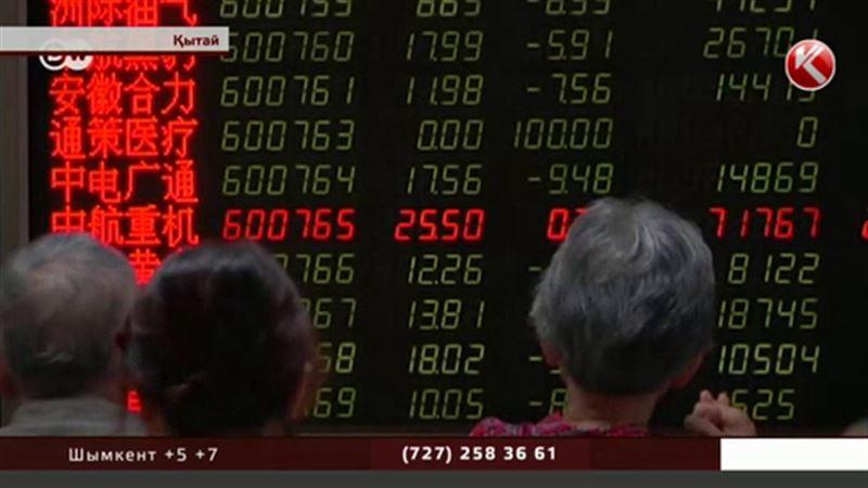 Рекордтық көрсеткішке дейін құлдыраған Қытай валютасы қайта нығая бастады