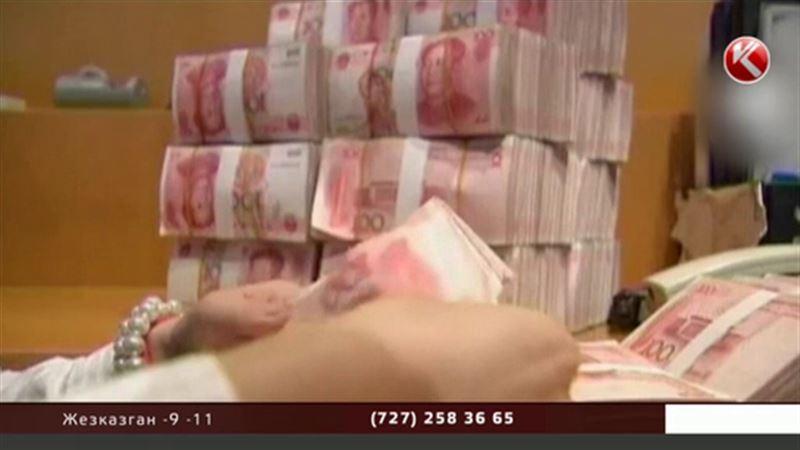 Юань рекордно укрепился по отношению к доллару