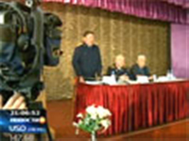 Мы продолжаем следить за событиями в поселке Туздыбастау Алматинской области