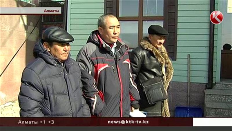 Из-за «Алматыэлектротранса» голодают охранники автопарков