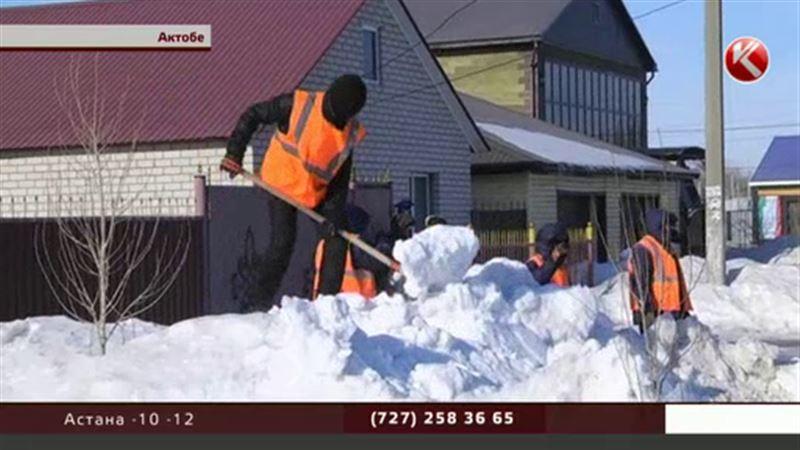 Аким Сапарбаев нервничает из-за снега