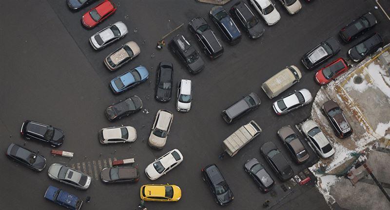 Припарковаться в Алматы: миссия выполнима