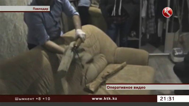 В Павлодаре задержали оружейника-нелегала