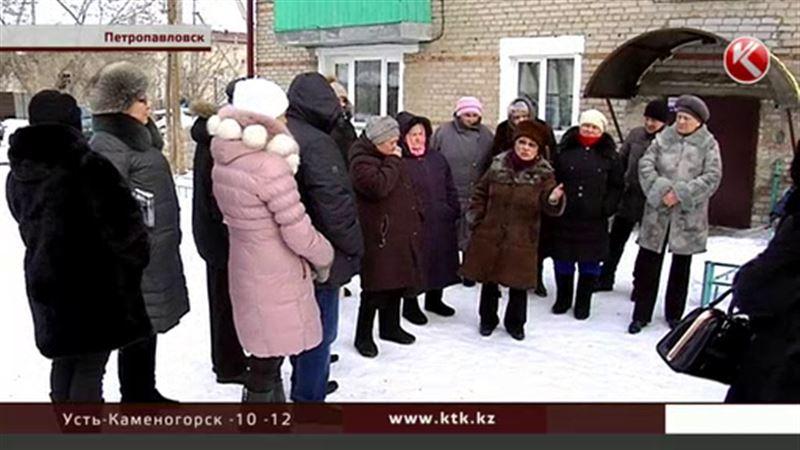 Петропавловские пенсионеры больше не смотрят телевизор