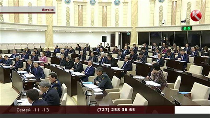 Казахстанские военные решили одарить киргизских, но сенаторы возразили