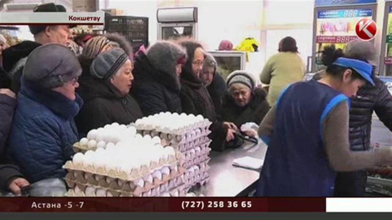 В казахстанских магазинах бесплатно раздают продукты
