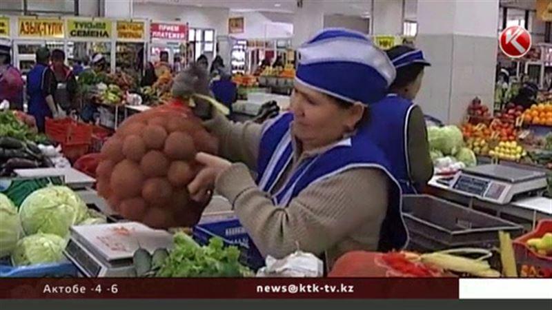 Весной в Казахстане могут подешеветь овощи и орехи