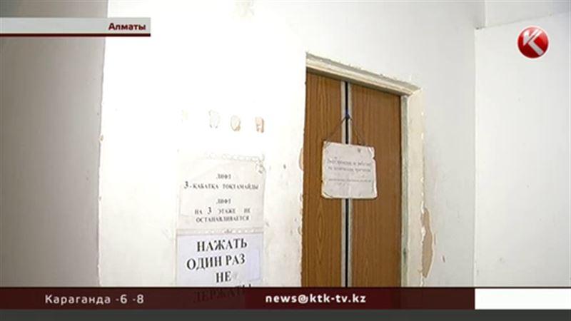 В Алматы из-за гибели электромеханика проверят все лифты