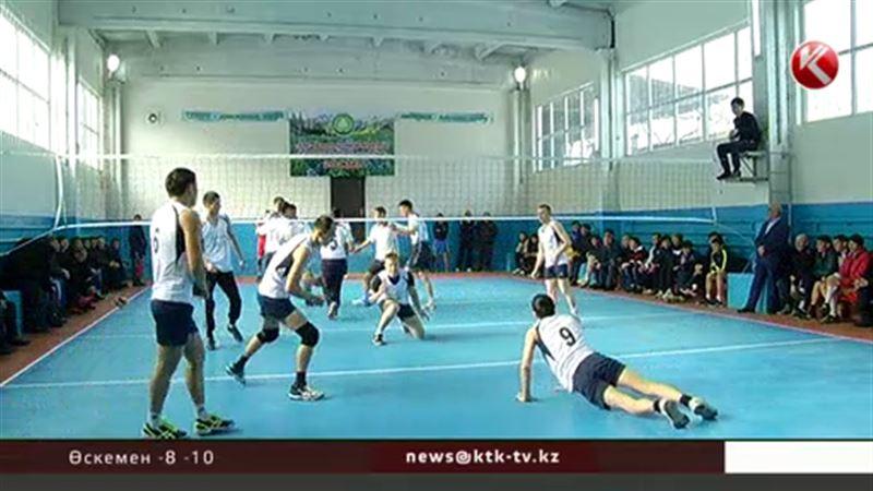 Алматы облысының орманшылары жаппай спортқа бет бұрды