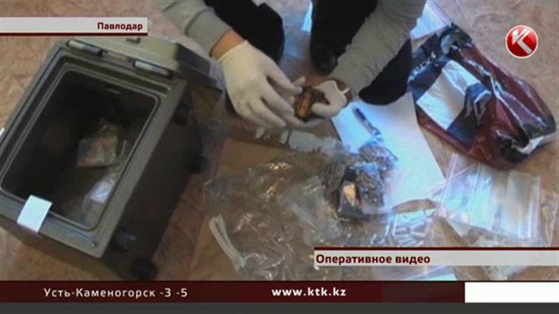В Павлодаре обезвредили ОПГ, которая торговала спайсами