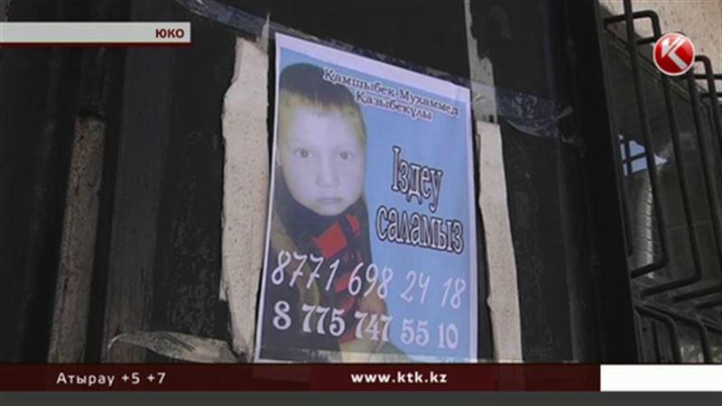 В Южном Казахстане нашли пропавшего мальчика