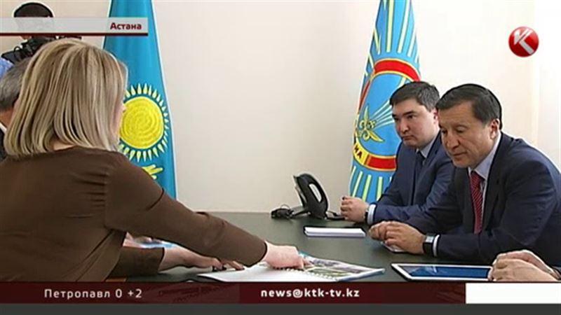 Астана әкімінің халыққа есеп беруі  бар болғаны 30 минутқа созылды
