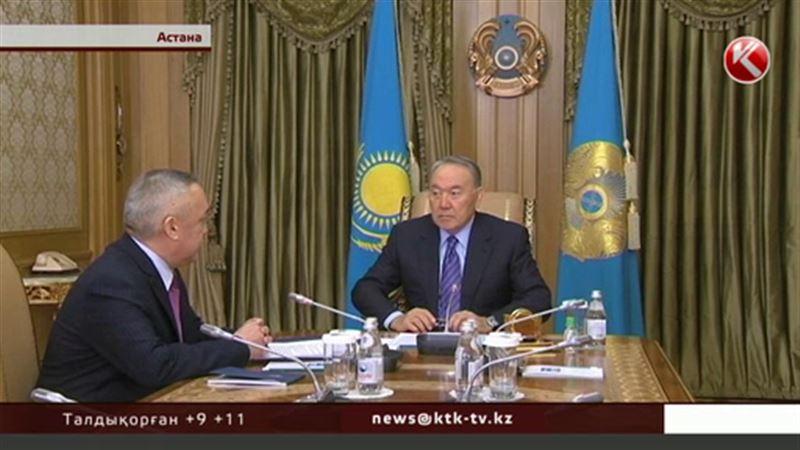 Назарбаев бюджет ақшасының қалай жұмсалып жатқанын тексерді