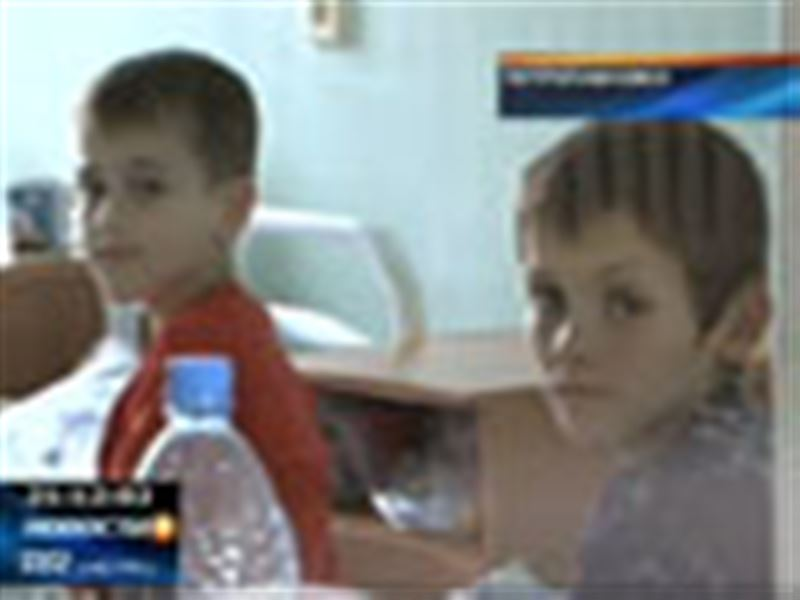 Еще двоих учеников петропавловской школы «Дарын» накануне доставили в детскую больницу