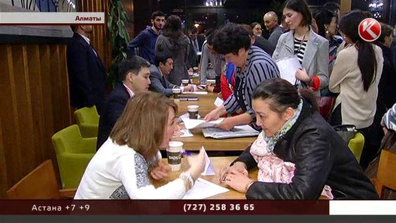 Юристы до полуночи бесплатно консультировали алматинцев