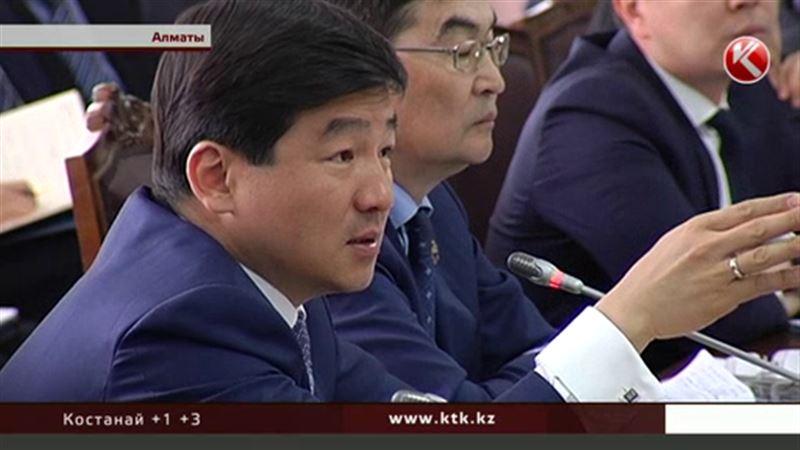 В южной части Алматы запретят строить здания выше трех этажей