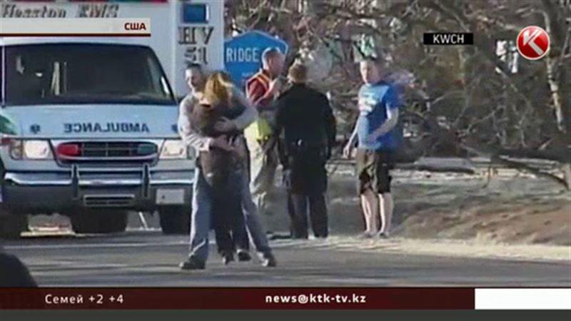 38-летний маляр из Канзаса расстрелял своих коллег