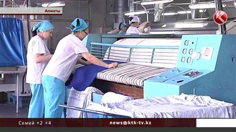 250 алматинских прачек останутся без работы