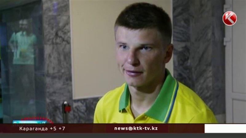 Аршавин приехал в Казахстан искать работу