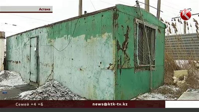 Астанада қылмыс орнына барған  екі  полицейге 6 рет оқ атылған