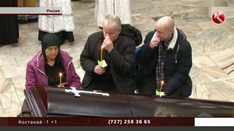 Назарбаев выразил соболезнование Путину