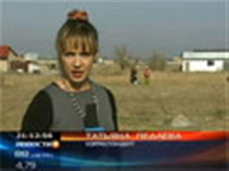 Жители поселка Екпенды Алматинской области вышли на митинг. Люди три года живут без электричества