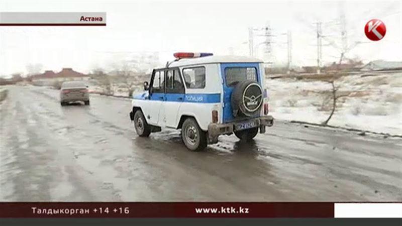 Рецидивист изрешетил столичных полицейских