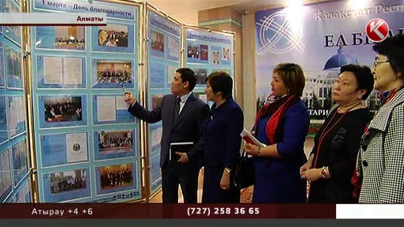 Документы «лаборатории национальностей» представили в архиве президента