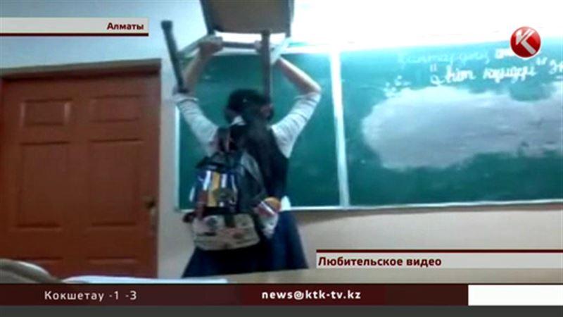 Садистский способ борьбы с опозданиями изобрела алматинский педагог