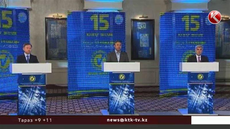 Партии, участвующие в выборах, проведут публичные дебаты