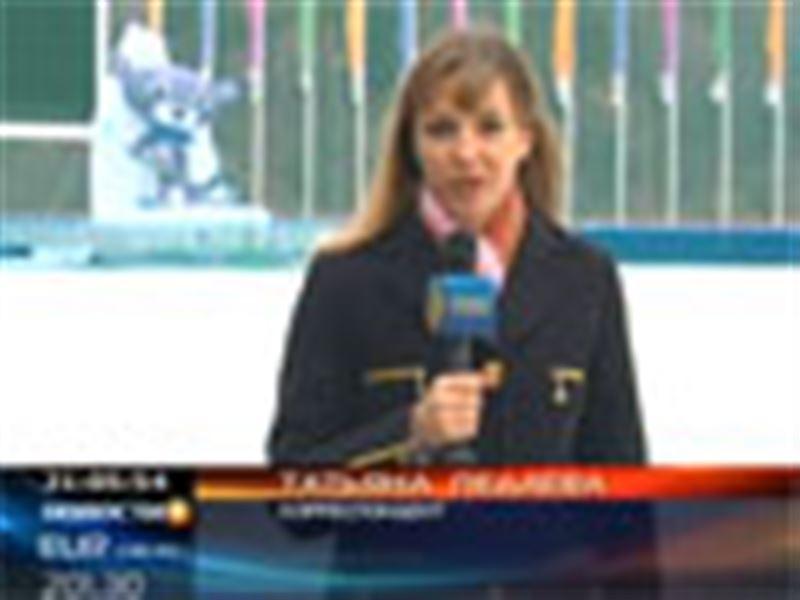 Президент Казахстана Нурсултан Назарбаев проверил готовность высокогорного катка «Медео» к проведению Зимних Азиатских игр