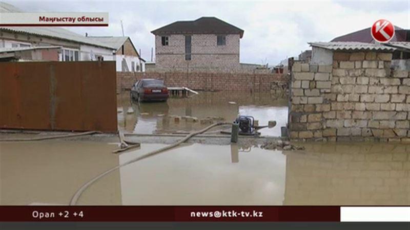 Маңғыстау облысында ауыл әкімі арық қазбаған жұртқа шүйлікті