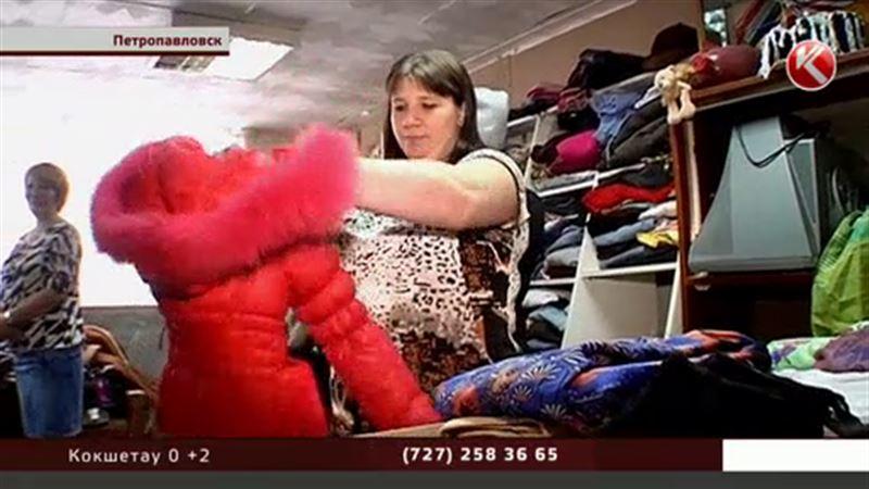Бизнес-леди Петропавловска открыли благотворительный магазин