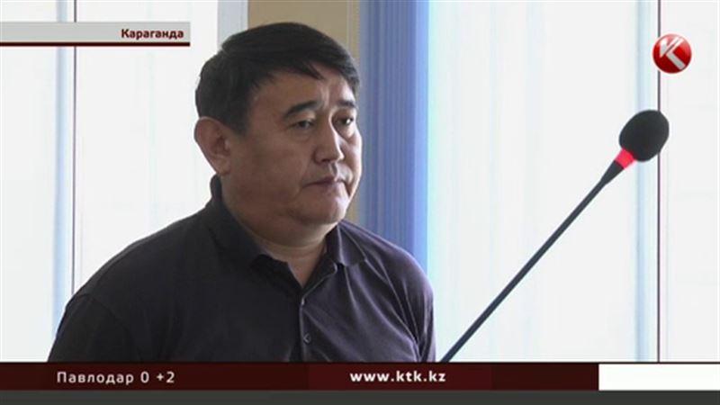 Экс-руководитель полиции Карагандинской области отделался условным сроком