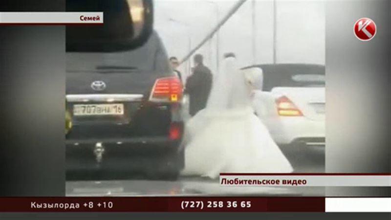 Водителей свадебного кортежа нельзя наказать
