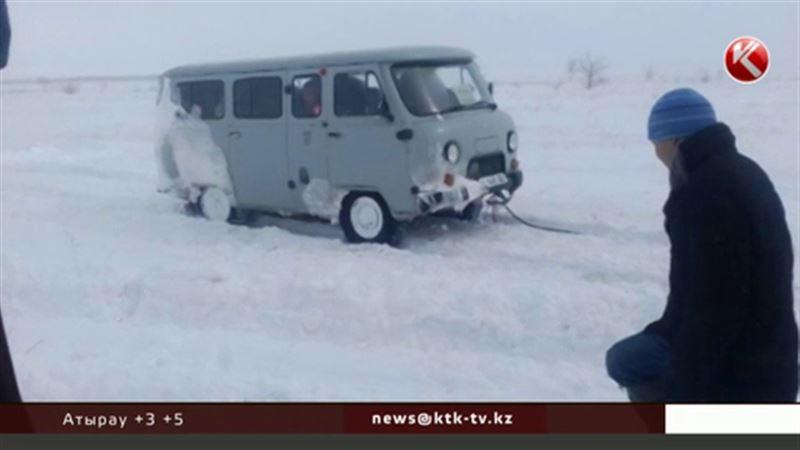 Западноказахстанские пограничники переквалифицировались в спасатели