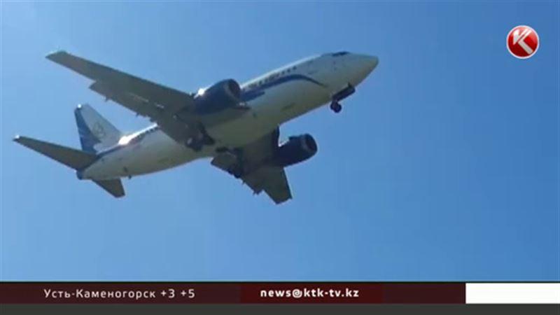 Казахстанские пилоты жалуются, что их не пускают за штурвал