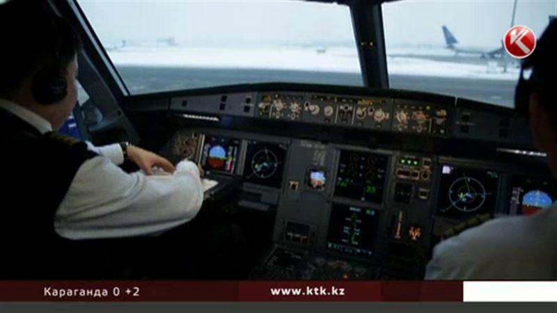 В Казахстане пилоты теперь будут проходить проверку на наркотики