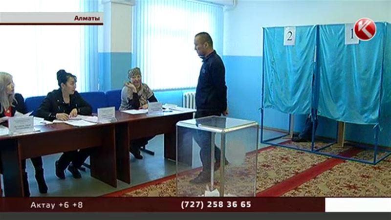 Cледственные изоляторы превратились в избирательные участки