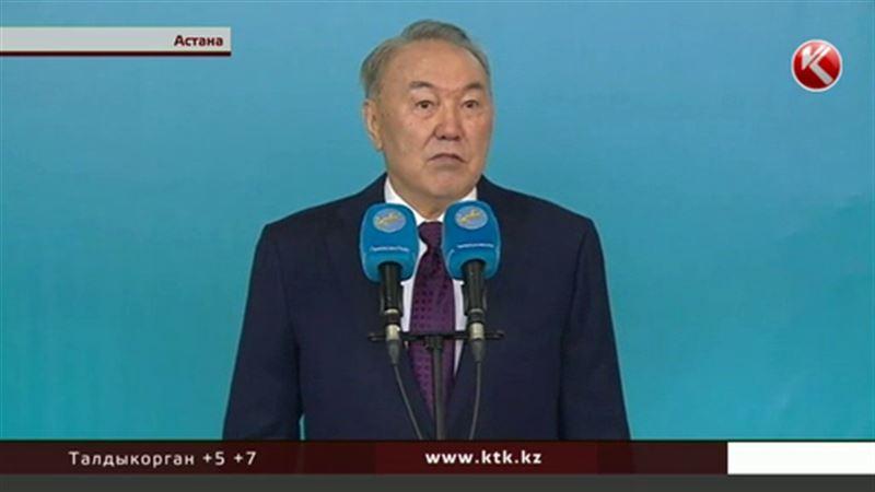 Назарбаев: «Демократия для нас – конец пути»