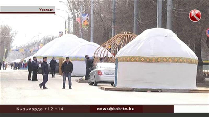 В Уральске на Наурыз обещают кормить бесплатно
