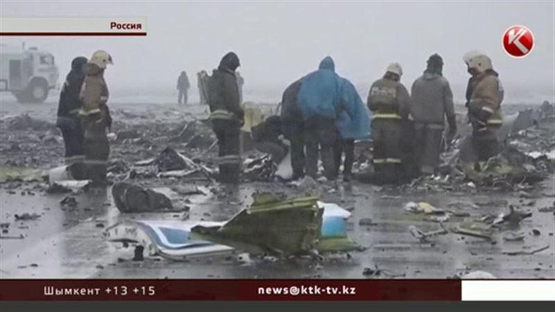 МИД настаивает, что на борту разбившегося самолета казахстанцев не было