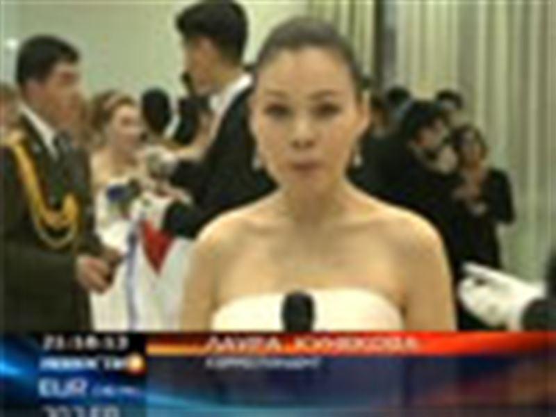 В Алматы прошел грандиозный благотворительный бал