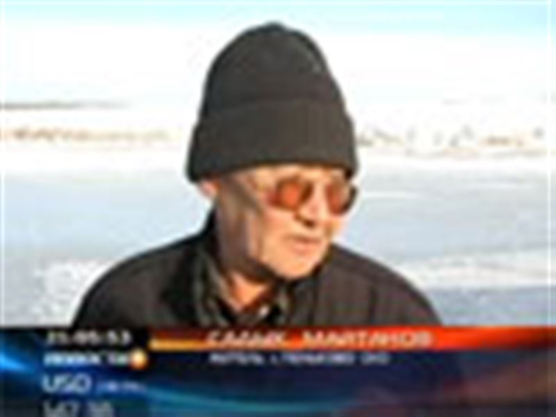 В Северном Казахстане провалились под лед и погибли два ребенка