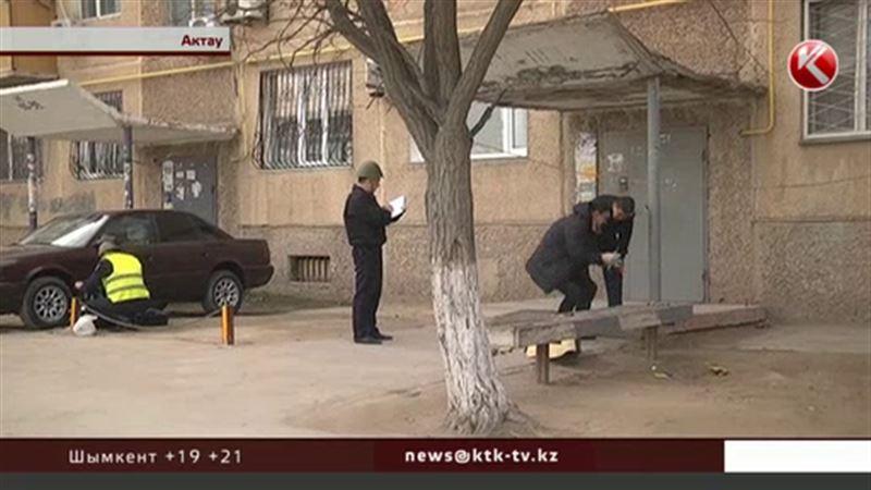 Чемодан сантехника переполошил жителей Актау
