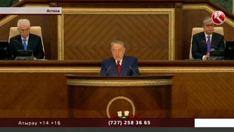 Назарбаев новому составу Мажилиса: «Не надо строить иллюзий»