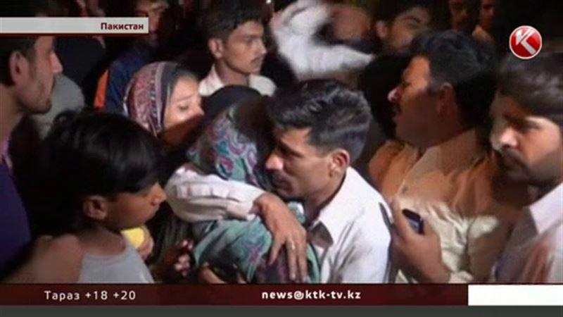 На лахорском террористе было 10 килограммов взрывчатки
