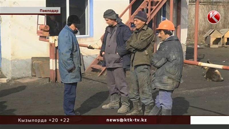 Рабочим кирпичного завода в Павлодаре задолжали 10 миллионов