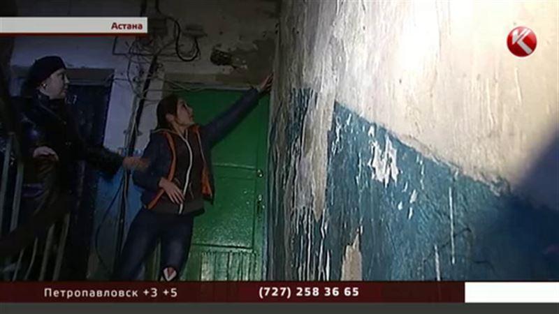 Фавелы по-астанински: люди боятся жить в своих жилищах